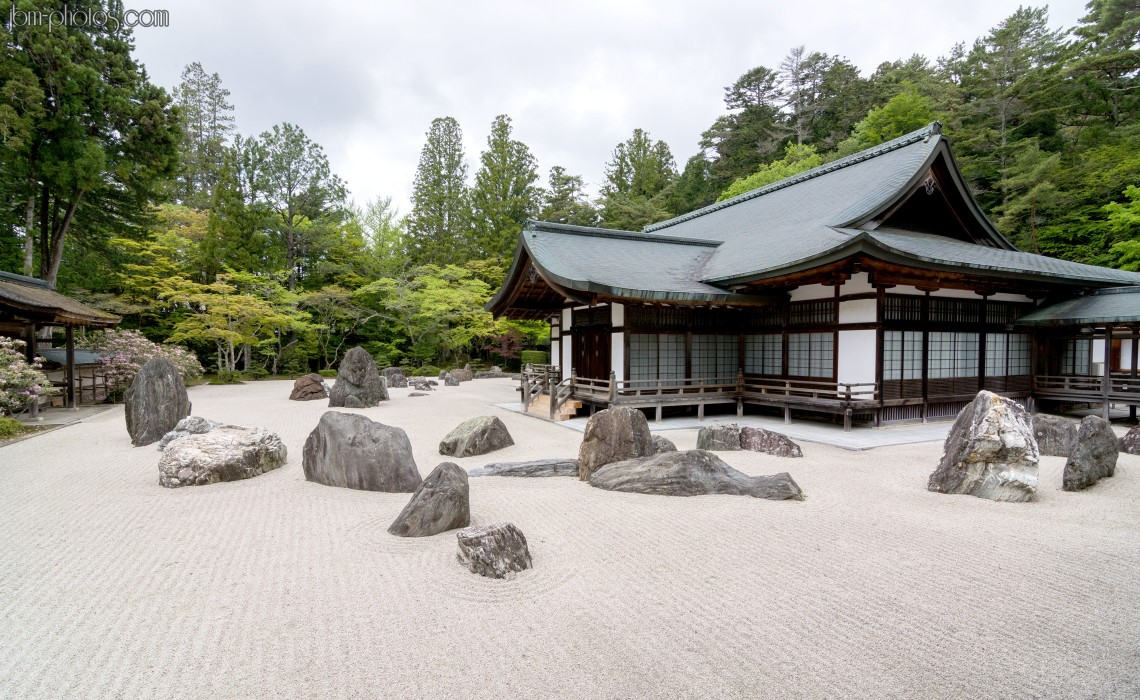 Le koya san blog sur le japon le japon vu par le for Grand jardin zen
