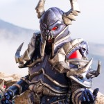 Black knight from WOW (cosplay)